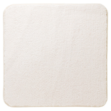 Sealskin Angora wc mat WIT 60 x 60 cm