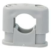 Plieger kabelzadel grijs 6-17 mm (25 stuks)