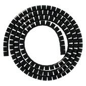 Plieger kabelverslinder zwart Ø20 mm 2,5 m