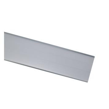 Attema leidinglijst kunststof aluminium 85x25 mm 2 m