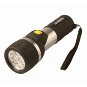 Varta Power LED zaklamp Day Light incl. 2 D batterijen