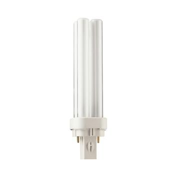 Philips spaarlamp staaf G24 PLC 13W kleur83