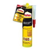 Pattex houtlijm pu construct 310 ml