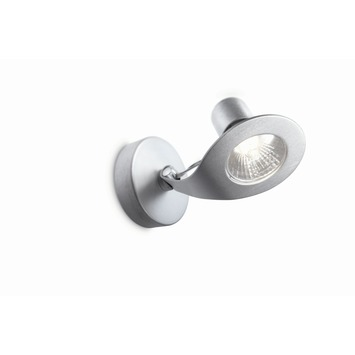 Philips myLiving spot Race aluminium
