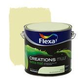 Flexa Creations muurverf extra mat summer picnic 2,5 l
