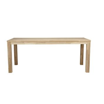 WOOOD tafel Largo eiken 230x90x78 cm