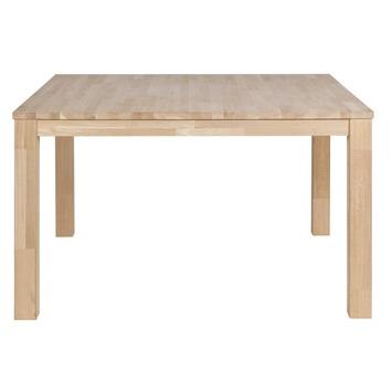 Vierkante Eettafel Kopen.Woood Tafel Largo Eiken 130x130x78 Cm