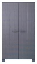 WOOOD kast Dennis 202x111x55 cm