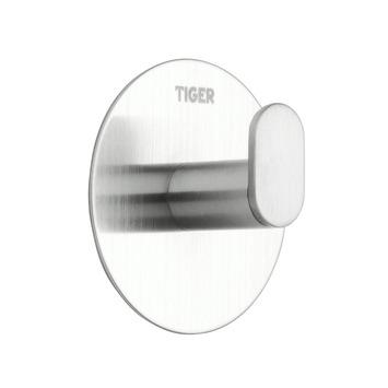 Tiger Pull haak rvs geborsteld