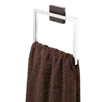 Tiger Zenna handdoekring chroom