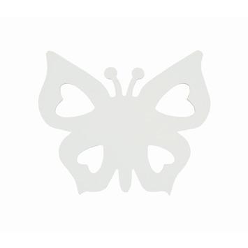 WOOOD wanddecoratie vlinder