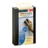 3M Schuurblok fijn/middel 12,4x7,3x2,5 cm middel