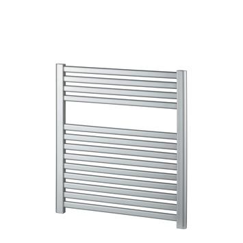 Haceka designradiator Sinai grijs / zilver 690 mm x 590 mm