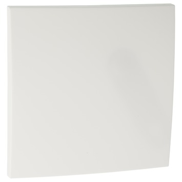 Plieger plafondplaat vierkant wit