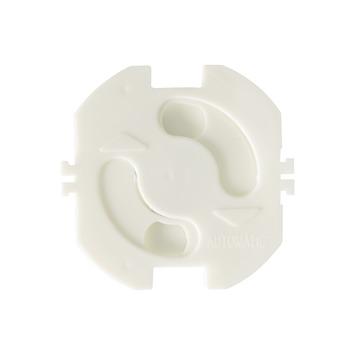 Plieger beveiliging stopcontact wit (5 stuks)
