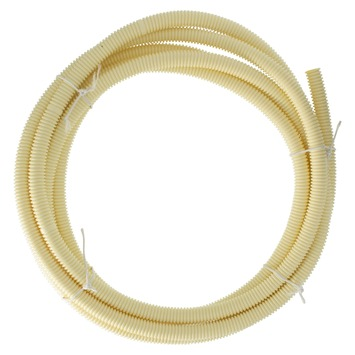 "Attema Elektrabuis PVC Flexibel Crème 5/8"" 16 mm 5 Meter"