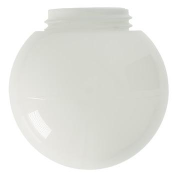Plieger schroefkogel glas wit