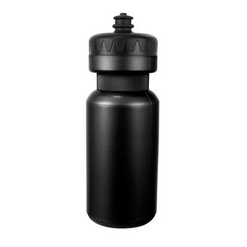 Bidon zwart 650 ml