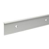 Flexxstairs trapprofiel basic aluminium mat zilver 119 cm zelfklevend (5 stuks)