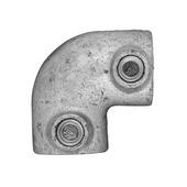 Novidade steigerbuis koppelstuk kniestuk 27 mm verzinkt