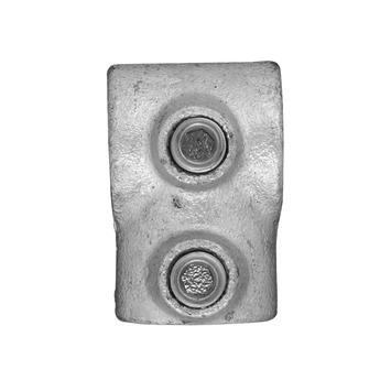 Novidade steigerbuis koppelstuk T-stuk 27 mm verzinkt