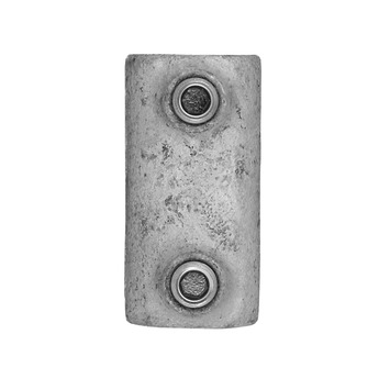 Novidade steigerbuis koppelstuk koppelmof 27 mm verzinkt