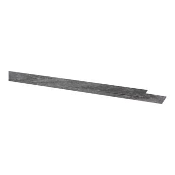 CanDo vensterbank kantenband 35 mm leisteen 45 cm 2 stuks