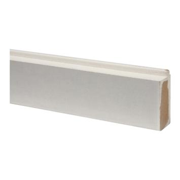 CanDo vensterbanklijst MDF gegrond recht 260 cm