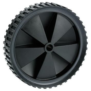 Bekend Wiel 150mm 25kg zwart kopen? wielen | KARWEI CU12