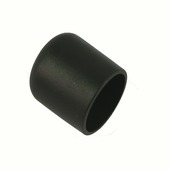 KARWEI meubeldop rond zwart 22 mm (4 stuks)