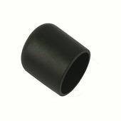 KARWEI meubeldop rond zwart 25 mm (4 stuks)