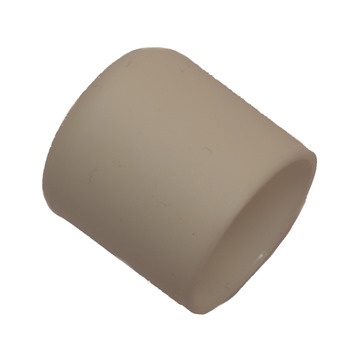 KARWEI meubeldop rond wit 16 mm (4 stuks)