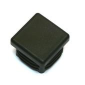 KARWEI meubeldop vierkant zwart 25 mm (4 stuks)