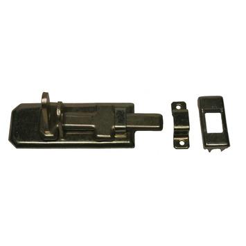 Veiligheidsschuif verzinkt 120 mm