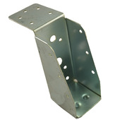 Balkdrager lange lip 63x175mm verzinkt