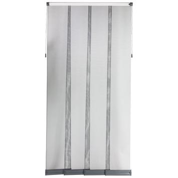 Bruynzeel lamellenhordeur s700 95x235 cm grijs