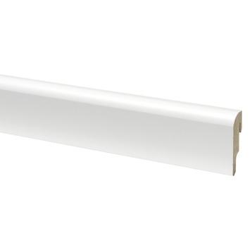 CanDo muurplint koloniaal wit gegrond 1,9 x 5,8 x 240 cm