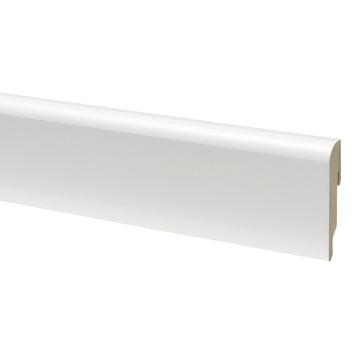 CanDo muurplint koloniaal wit gegrond 1,9 x 8 x 240 cm