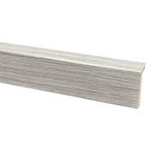 Overzetplint greywash eiken nr. 487 240 cm