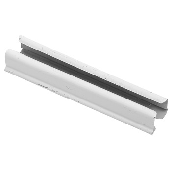Gordijnrail standaard verbinder 24 stuks