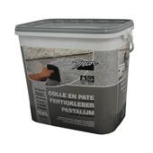 Decor pastalijm grijs voor steenstrip 15 kg