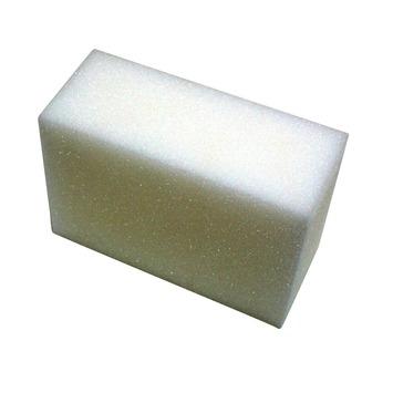 Skandia tegelspons fijn wit 170x115x70 mm