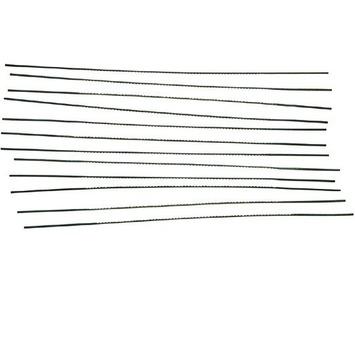 Skandia figuurzaagblad nr. 2 hout 130 mm (12 stuks)