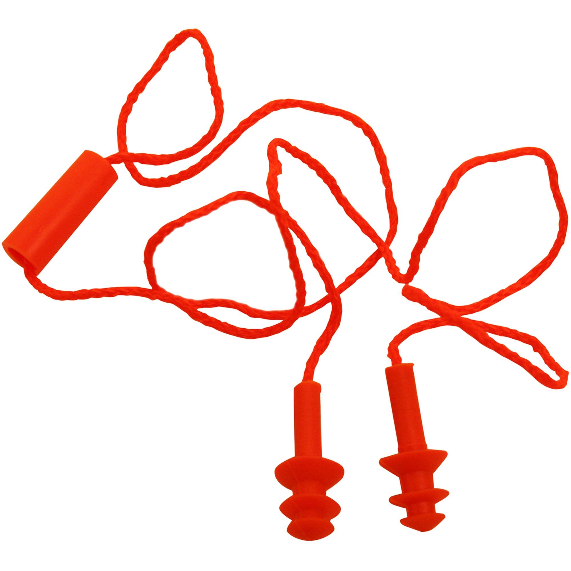 Skandia gehoorbeschermer oordop met koord 25 db