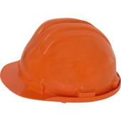 Skandia veiligheidshelm oranje