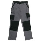 Gevavi werkbroek polyester/kat grijs mt 58