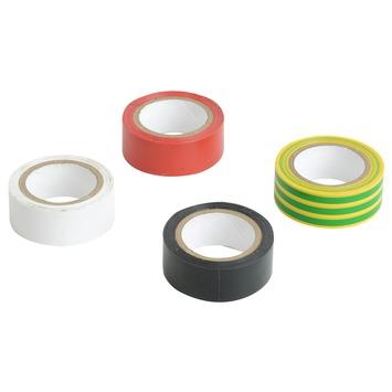 Plieger isolatieband pvc (4-delig)