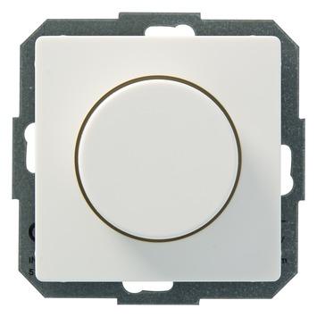 Berker Q.1 dimmer wit voor halogeen-/gloeilampen