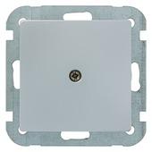 Plieger Luna blindplaat aluminium