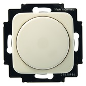 Busch-Jaeger Reflex SI dimmer crème voor halogeen-/LED-/gloeilampen